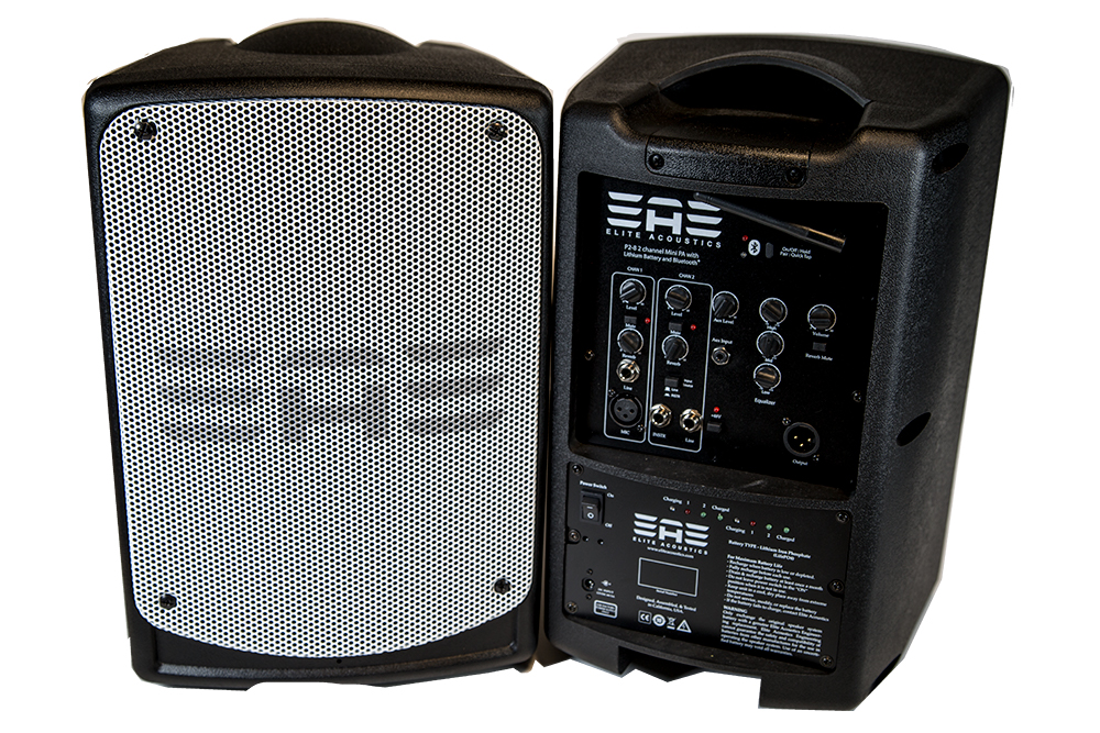 EAE MINI PA with Lithium Battery and Bluetooth