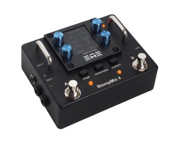 stompmix 4 pedalboard mixer