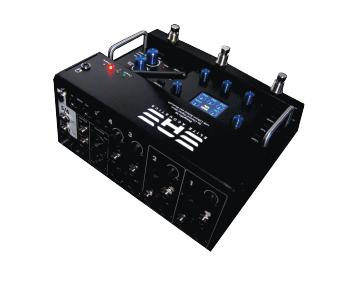 StompMix X6 pedalboard mixer
